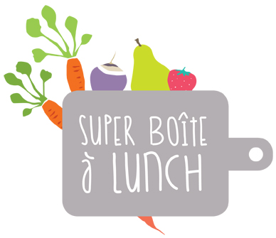 Super Boîte à lunch