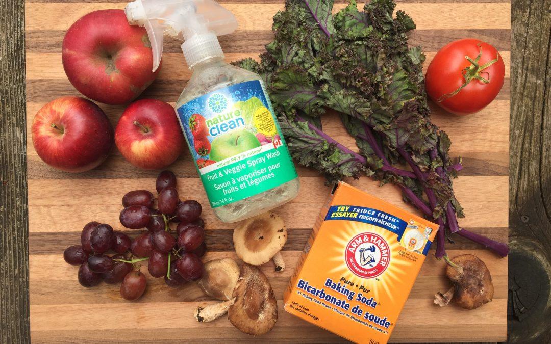 Des pesticides dans nos assiettes : connaissez-vous les fruits et légumes les plus contaminés ?