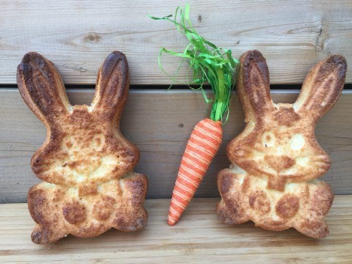 Les lapins de Pâques pour Super Boîte à Lunch