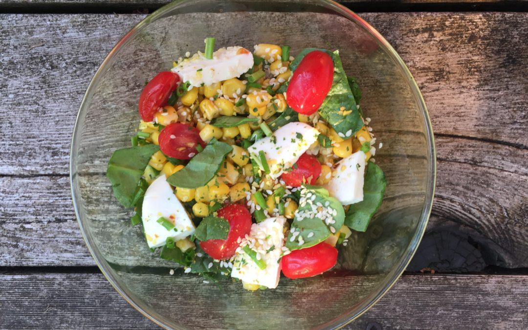 Boîte à lunch & salades : pas besoin de recette!