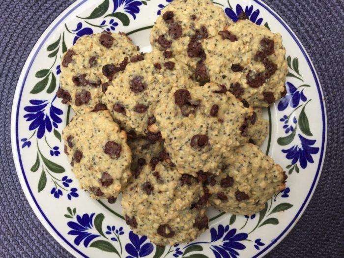 Les cookies santé de Super Boîte à Lunch