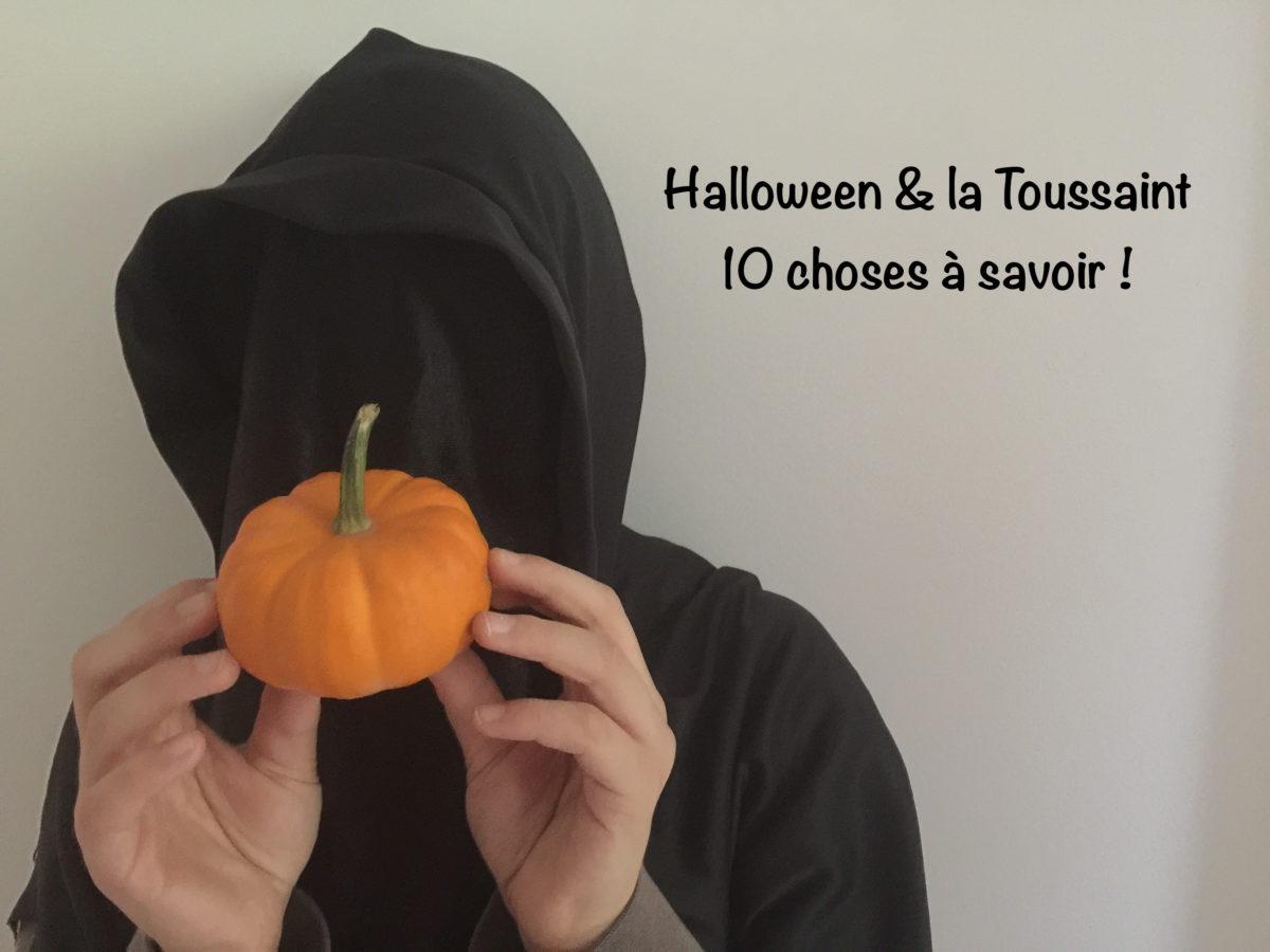 Halloween & la Toussaint en 10 questions pour Super Boîte à Lunch