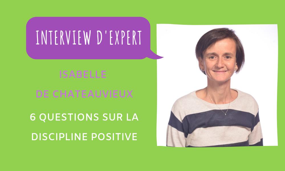 Super boîte à Lunch interview Isabelle, spécialiste en Discipline Positive