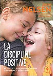 Livre sur la discipline positive présenté par Super Boîte à Lunch