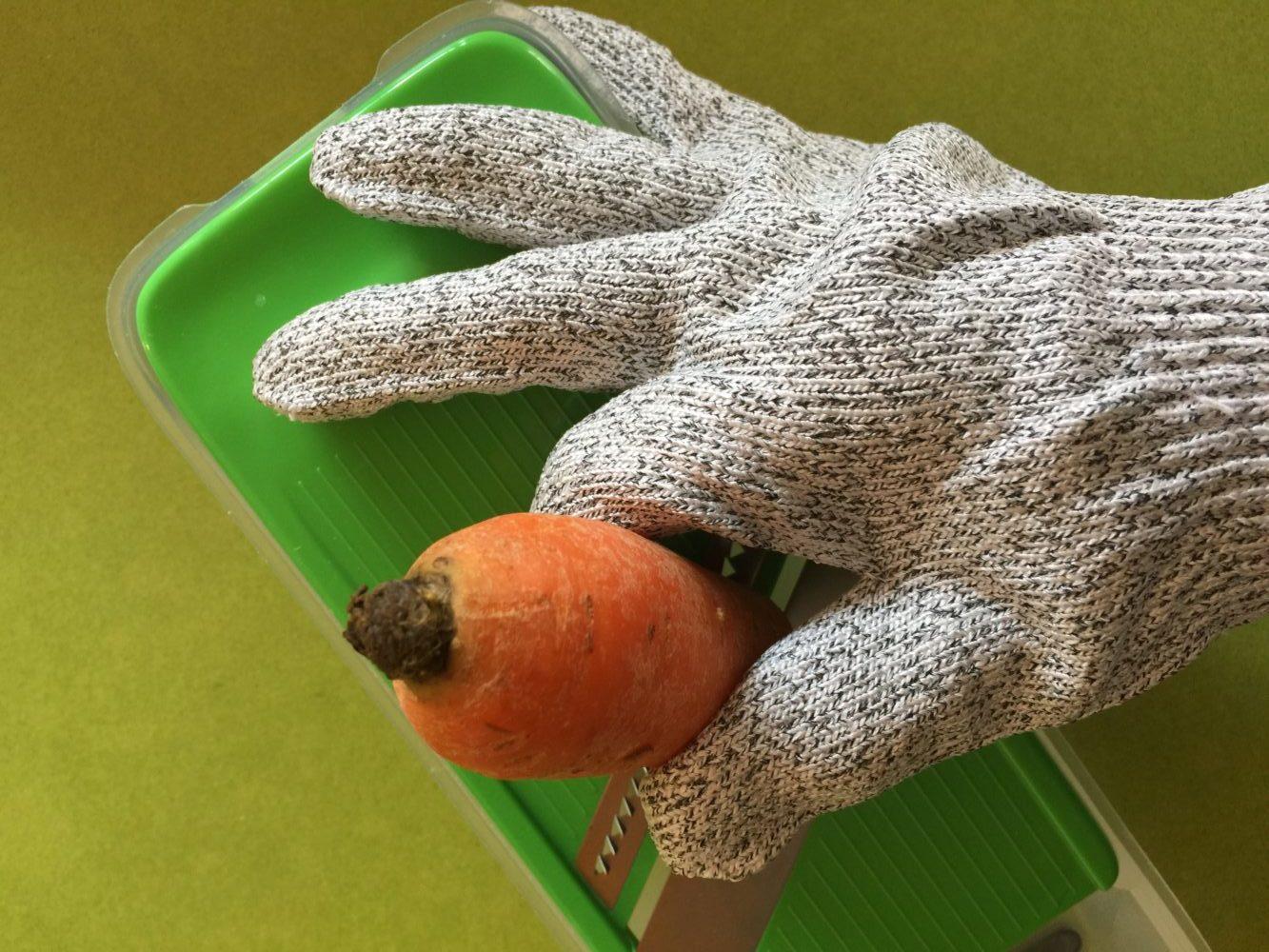 Le gant protecteur recommandé par Super Boîte à Lunch