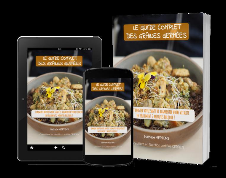 Découvrez le guide pratique des graines germées - Super Boîte à Lunch