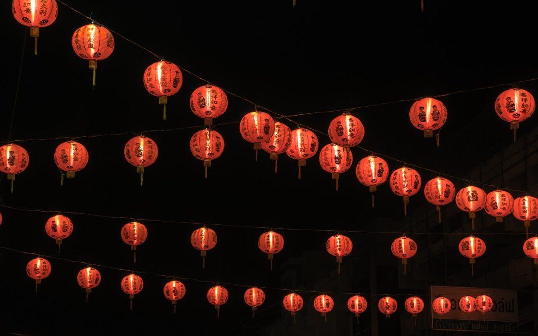 Recettes & Carte à lunch : le nouvel an chinois dans vos lunchbox
