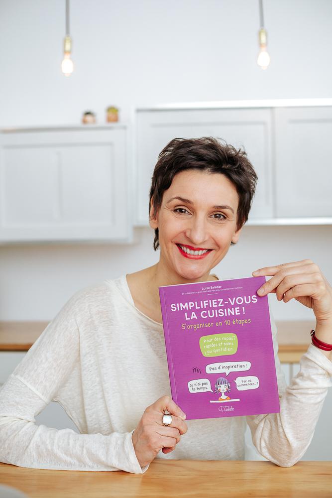 Découvrez le livre Simplifiez-vous la cuisine