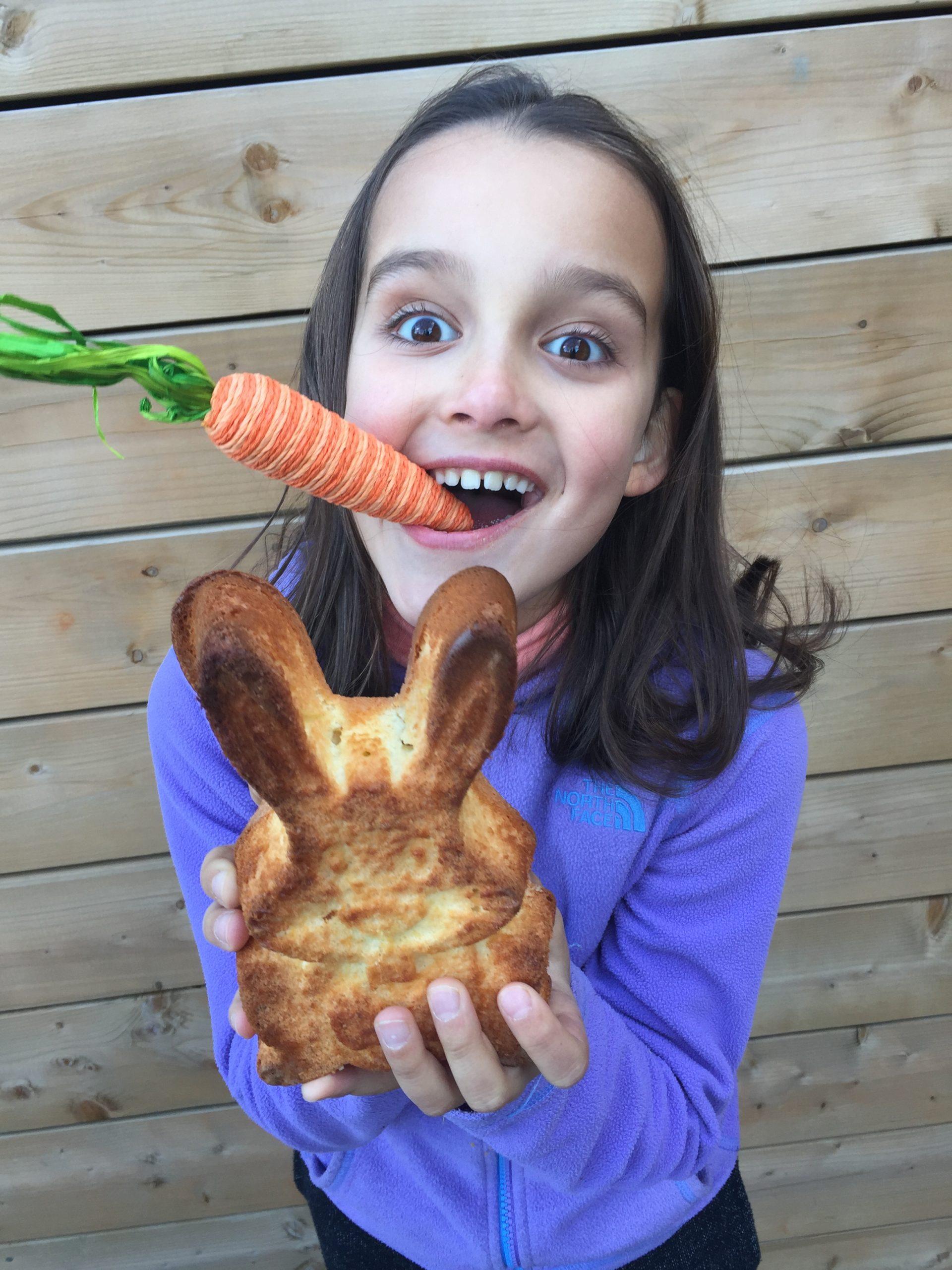 Gateau de Pâques de Super Boîte à Lunch